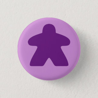 Purple Meeple Button