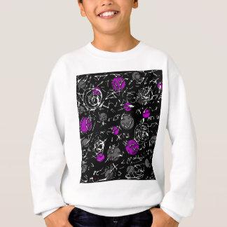 Purple mind sweatshirt