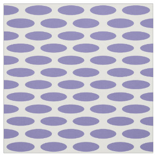 Purple Modern Oval at Emporiomoffa Fabric