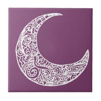 purple moon tiles