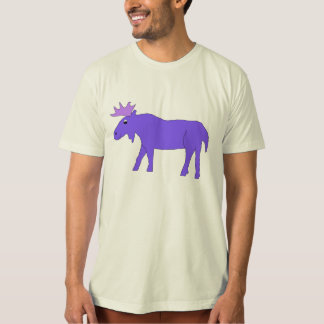 Purple Moose apparel T-Shirt