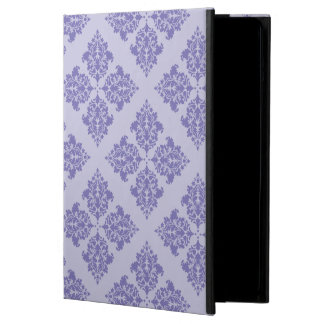 Purple Moroccan Damask Case For iPad Air