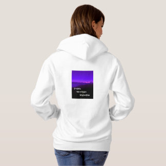 Purple Mountain Majesties Hoodie