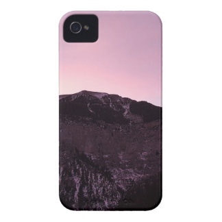 Purple mountains majesty iPhone 4 covers