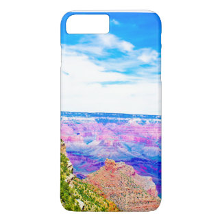 Purple Mountains Majesty iPhone 7 Plus Case