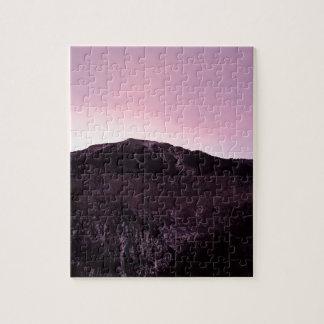 Purple mountains majesty jigsaw puzzle
