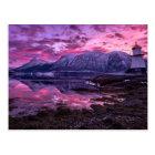 Purple Mountains Postcard