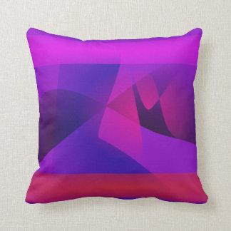 Purple Neon Light Pillows