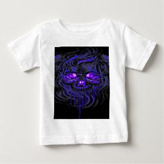Purple Nerpul Skeletons Baby T-Shirt