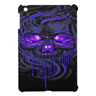 Purple Nerpul Skeletons iPad Mini Cover