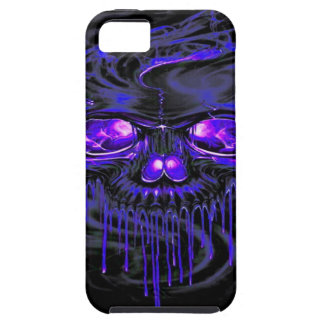 Purple Nerpul Skeletons iPhone 5 Cover
