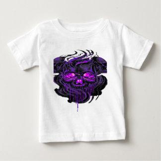 Purple Nerpul Skeletons PNG Baby T-Shirt
