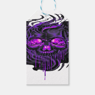 Purple Nerpul Skeletons PNG Gift Tags