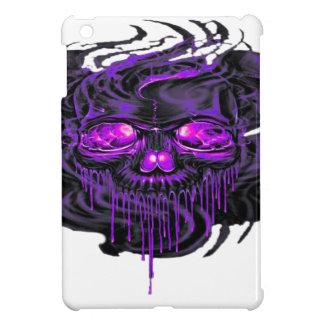Purple Nerpul Skeletons PNG iPad Mini Cover