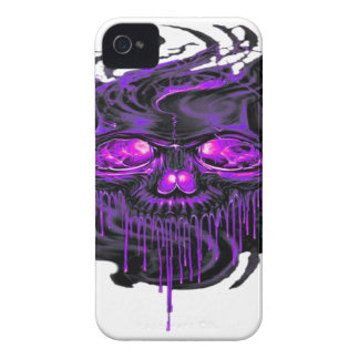 Purple Nerpul Skeletons PNG iPhone 4 Cover
