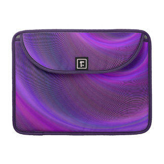 Purple night storm sleeve for MacBook pro