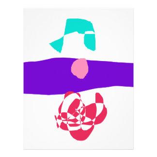 Purple Ocean Custom Flyer