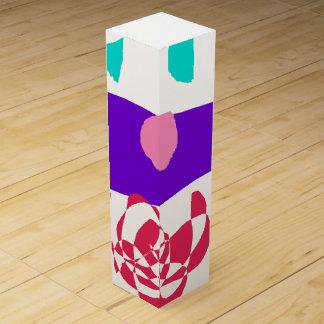Purple Ocean Wine Gift Box