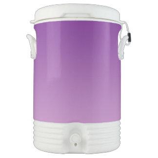 Purple Ombre Cooler