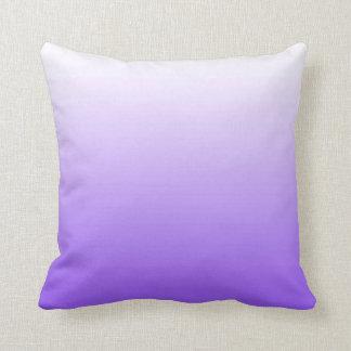 Purple Ombre Pillow