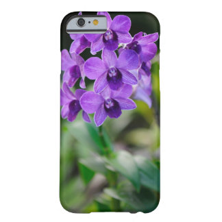 Purple orchid iPhone 6 case Barely There iPhone 6 Case