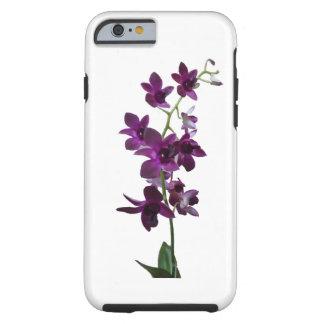 Purple Orchid iPhone 6 case Tough iPhone 6 Case