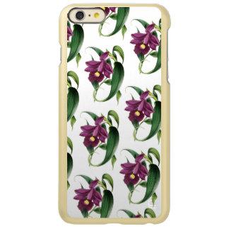 Purple Orchids Pattern