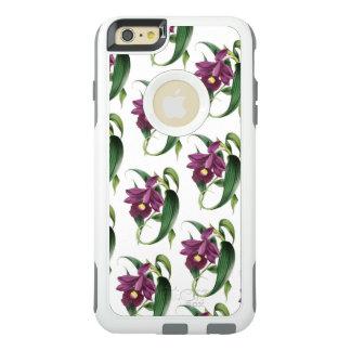 Purple Orchids Pattern OtterBox iPhone 6/6s Plus Case