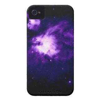 Purple Orion Nebula : Galaxy iPhone 4 Cover