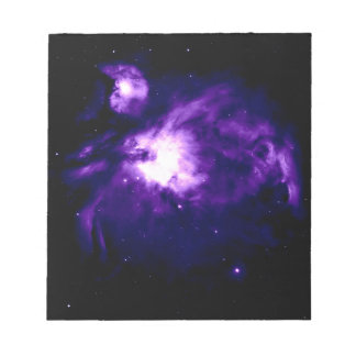 Purple Orion Nebula : Galaxy Notepads