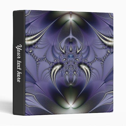 Purple Ornament Binder