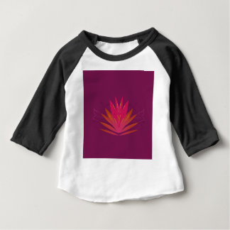 Purple ornaments luxury baby T-Shirt