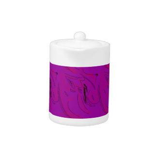 Purple ornaments / shop