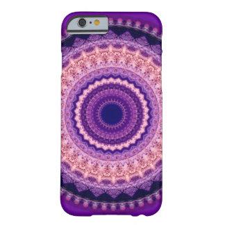 Purple Paradise Mandala iPhone 6 case Barely There iPhone 6 Case