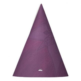 Purple Party Hat
