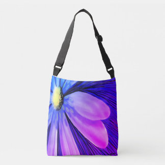 Purple passion crossbody bag by Zayha