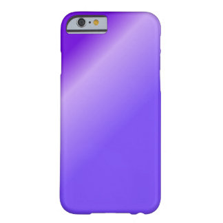 Purple Passion iPhone Barely There iPhone 6 Case