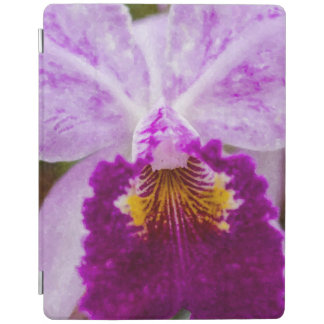 Purple Passion Orchid iPad Cover