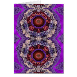 Purple Passions Card