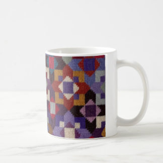 Purple Patch Coffee Mug