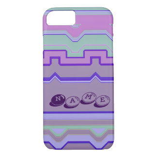 Purple Pattern Iphone/Samsung/Ipad Cases Covers
