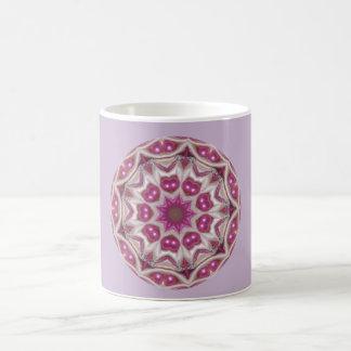 Purple Pearls Fractal Coffee Mug