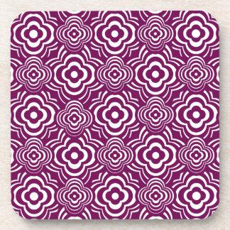 Purple Peddler Drink Coasters
