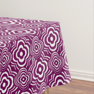 Purple Peddler Tablecloth