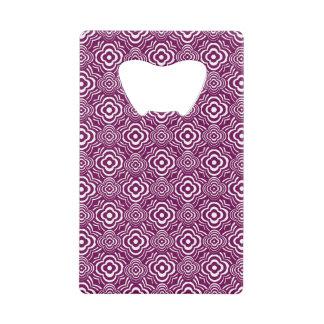 Purple Peddler Wallet Bottle Opener