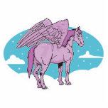 purple pegasus cut out
