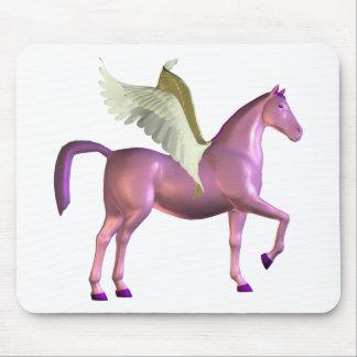 Purple Pegasus Mousepad