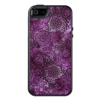 'purple pet' OtterBox iPhone 5/5s/SE case