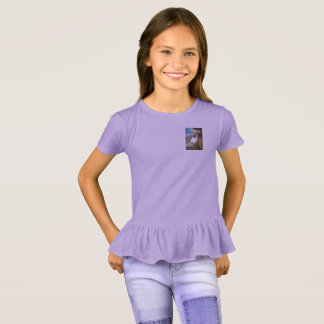 Purple pet shirt