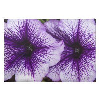 Purple Petunia Placemat